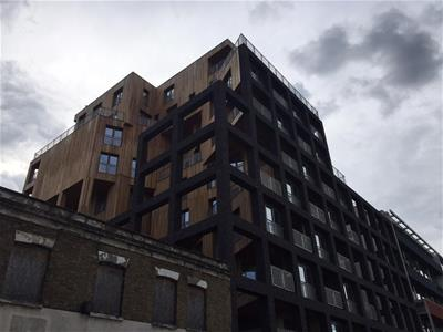 The Cube Building, Banyan Wharf, London